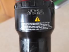 Rockshox Superdeluxe Rc3 230x60