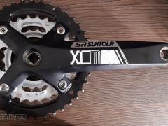 Kľuky Suntour Xcm-t410 3-prevodník