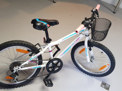 Dievčenský Bicykel + Prilba
