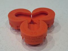 Fox Air Volume Spacer Pre Vidlice Float 36