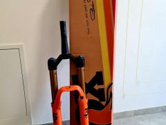 Fox 36 Factory Orange 160mm