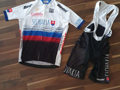 Komplet Dres + Nohavice Slovakia