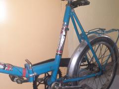 Universal Bicykel Skladačka