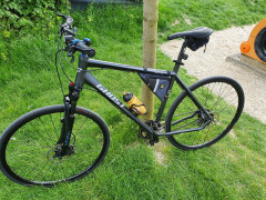 Predam Bicykel Ghost Cross 7500.