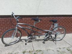 Tandemový Bicykel