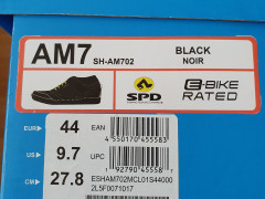 Nové Shimano Am7 Sh-am702