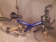 Celoodpružený Bike 26