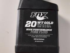 Fox 20wt Gold 250ml