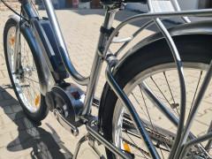 Electra Townie Go 8i Polished Silver Mestský Elektro Bicykel