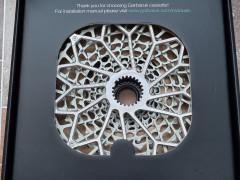 Garbaruk 10-52 Micro Spline, Silver