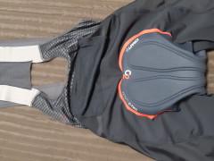 Cyklistické Nohavice Craft Adv Hmc Off Man Black