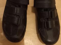 Shimano Tretry Shrp200 čierne