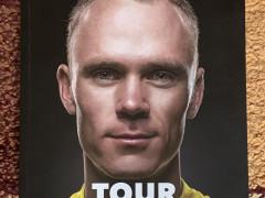 Predám Knihu Tour De Froome