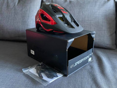 2021 Fox Speedframe Pro Mips 51-55cm (red)