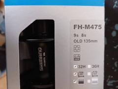 Shimano Fh-m475 Zadny 32d 6srob