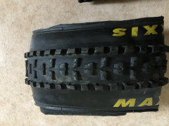 2x Maxxis High Roller 2,4 3c Maxxterra Exo