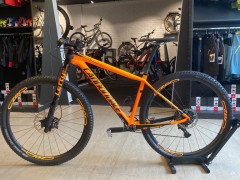 Cannondale F-si Carbon 2, Orange, M