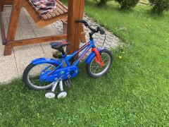 Detský Bicykel Harry