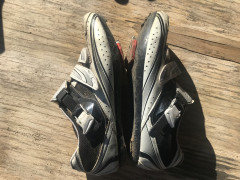 Shimano 43 +pedale