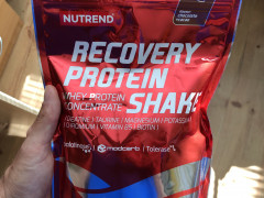 Recovery Protein Shake 500g Chocolate+cacao