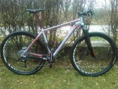 Ram  Dema Auron  5.0  29 Size 20 Jazdene 500 Km