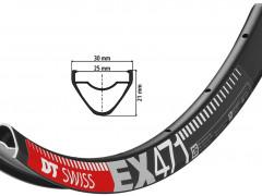 """Dt Swiss Ex 471 26"""" 32d"""
