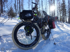 Surly Ict  Expedicny Fat Bike
