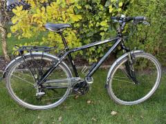 Trekingový Bicykel