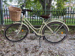 Mestský Retro Bicykel