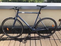 Mestský Bicykel Singelspeed Elops 500