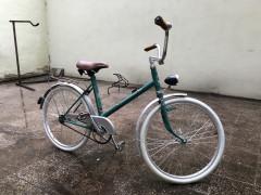 Bicykel Eska Po čiastočnej Renovácii