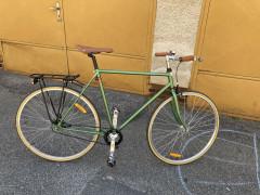 Zelený Sršeň 2 Speed