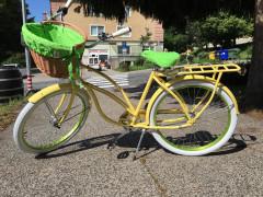 Retro Bicykel