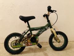 "Detský Bicykel 12"" Jungle Jim"