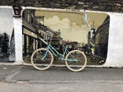 Retro Bicykel Eska Premier