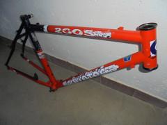 """Corratec  2005  Cr - Mo  .veľkosť  18"""""""