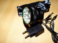 Vysokovýkonné Svetlo 7000lm + Batéria 20000mah