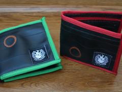 Peňaženka Vyrobená Z Recyklovanej Duše Bicykla