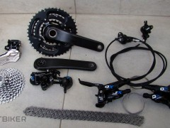 Sram Xo Carbon 3x10sp