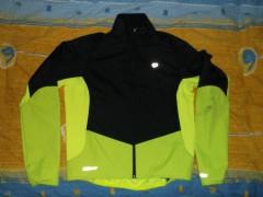 Bunda Pearl Izumi Select Thermal čierno-žltá L