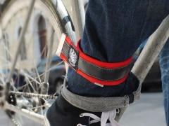 Ochranný Pás Na Nohavice Vyrobený Z Recyklovanej Duše Bicykla