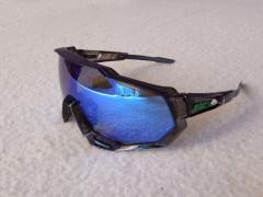 Športové Okuliare Speedcraft Speedtrap - Crystal Grey/polarized,repl.
