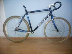 Scott Speedster 30+kolesa Mavic