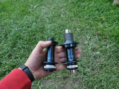 Nove Boost Naboje Slx Fh-m7110-b + Rd-m7110-b