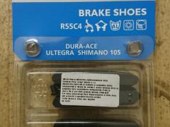Brzdove Spaliky Shimano R55c4 Alu
