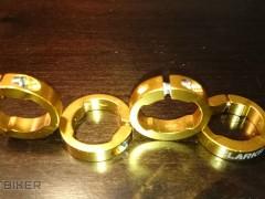 Objimky Gripov Clarks - Zlaty Elox