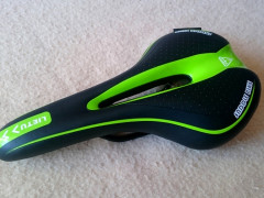 Mtb Sedlo Black/green