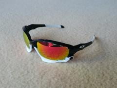 Športové Okuliare Jawbone, Black/white, Polarized, Repl.
