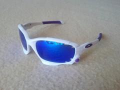 Športové Okuliare Racing Jacket White/purple,repl