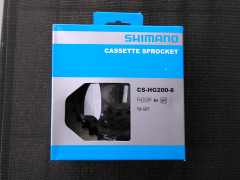 Kazeta Shimano Cs-hg200, 8s, 12-32t